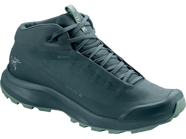 Arc'teryx Aerios FL Mid GTX Mid Shoes Dame astral/devine